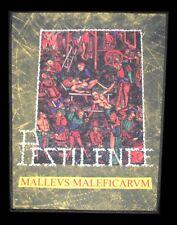 Pestilence - Malleus Malleficarum (Hol), Backpatch