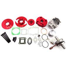 44mm Big Bore 3 Grooves Crankshaft Joint Set Pour 47cc 49cc ATV Pocket MiniMoto