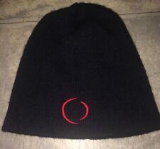 Vtg 90's A Perfect Circle Tool Maynard James Keenan Black Embroidered Beanie Hat