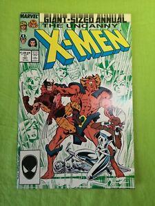 Marvel Comics Uncanny X-Men #11 Signed Comic Chris Claremont '87 VGC Wolverine
