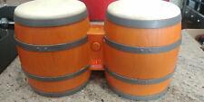 Nintendo Game Cube DK Bongos Donkey Konga Bongo Beat Drums Controllers