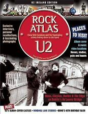 U2 LOCATIONS - GRIFFITH, DAVE - NEW PAPERBACK BOOK