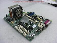 HP Compaq dc7600 381028-001 376332-001 w/ Heatsink/Fan, & CPU