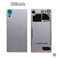 Tapa Trasera Lente Battery Back Cover White Sony Xperia X F5121 F5122 Original