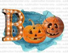 Halloween Waterslide Decals for Tumblers & Furniture - Waterproof, Permanent
