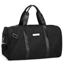 Salvatore Ferragamo Men Duffle Bag Weekender Gym Travel Overnight Handbag!