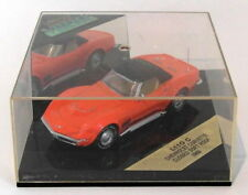 Voitures de tourisme miniatures orange 1:43