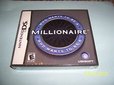Who Wants To Be A Millionaire?  (Nintendo DS, 2010)