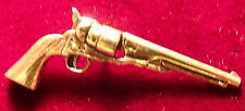 Quality Pewter Colt Navy Peacemaker Brooch Pin