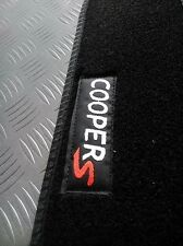 Alfombras para Mini (cooper,s,clubman,one,jcw,countryman,paceman) alfombrillas