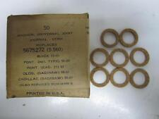 55-61 GM Saginaw Universal Joint Cork Washer (8) NORS BOWMAN 5675272