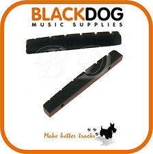 42mm Noir écrou supérieur de guitare