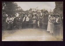 Oxon ADDERBURY Banbury Red Cross Fete 1915 RP PPC