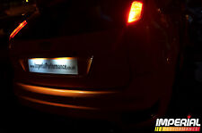 FORD FOCUS RS ST MK2 - SMD number plate lights - xenon white ERROR FREE