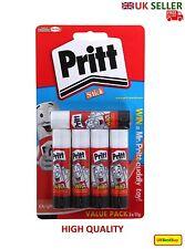 Brand New High Quality Pritt Glue Stick 5 x 11g - UK SELLER