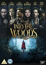 Into The Woods [DVD] [2014] - DVD  CCVG The Cheap Fast Free Post