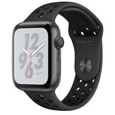 Apple Watch series 4 Nike gris espacial Sport antracita 44mm
