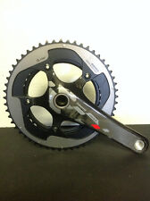 SRAM RED EXOGRAM 10-SPEED CARBON CRANKSET W/O CUPS 130BCD 170mm 53/39T