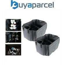 2X Makita MAKPAC Canvas Organiser for Makpac Case Systainer Batteries Cartridge