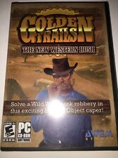 Golden Trails The New Western Rush PC Spiel CD-ROM Software mit E10+