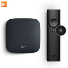 Xiaomi Mi 📺 TV Box 4K Black Schwarz Set Top Android Streaming NEU OVP 🇩🇪🇪🇺