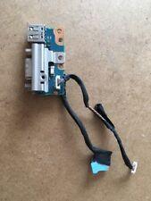 "USB VGA Port Board Cable Toshiba Tecra M11-17Z 14.0"" (A5A002772010A) (453)"