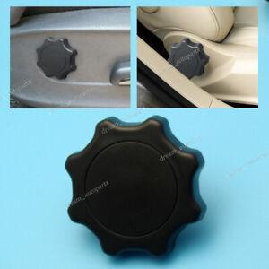 Black Seat Adjuster Recline Setting Knob Fit for VW Cabrio Golf Jetta Passat B5