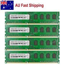 AU 32GB 4x8GB PC3-12800 DDR3 1600 240pin AMD Socket Desktop Memory High Density