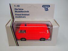 Schabak 1:43 1042 VW T3 Syncro Transporter Feuerwehr Notruf 112