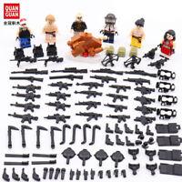 Blocksteine QUANGUAN PUBG Corporation Airdrop Figur Spielzeug Modell Toys Gifts