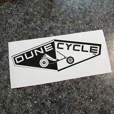 Dune Cycle Decal