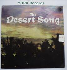 DESERT SONG - Cast Recording - Excellent Condition LP Record World ST 110