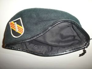 Vietnam War US Army 5th Special Forces Group 1st LIEUTENANT Advisor Green Beret