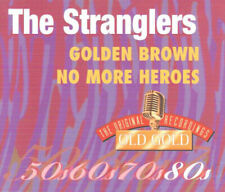 The Stranglers - Golden Brown No More Heroes - 1995 UK Import NEW CD