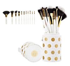 BH Cosmetics - Dot Collection - 11 Piece Brush Set White