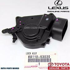 NEW GENUINE OEM LEXUS 01-03 IS300 PASSENGER DOOR LOCK ACTUATOR ASSY 69110-53020