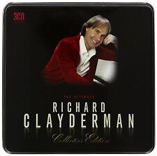 cd Richard Clayderman Collectors Edition 3 CD