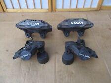 90 91 95 93 94 95 96 Nissan 300ZX OEM Front & Rear Brake Caliper Set Of 4