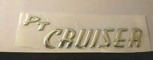 NOS NEW 2006-2007-2008-2009-2010 Chrysler PT Cruiser Liftgate Emblem Badge.