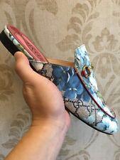 Gucci Women Princetown GG Blooms slipper Size EU 36=US6 EU 37=US7 EU 37.5=US7.5