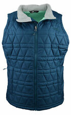 The North Face Womens Prussian Blue Insualted Dani Quilted Vest XL XLARGE 7837-1