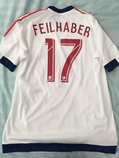 *Feilhaber MLS All-Star Jersey Football Shirt Camiseta Trikot Soccer Sporting*