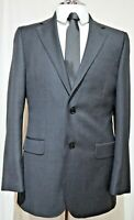 JOHN LEWIS -LONDON SMART SLIM FIT GREY BUSINESS/WORK SUIT UK 40 EU 50