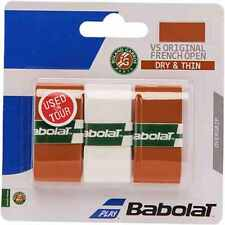 BABOLAT VS ORIGINAL FRENCH OPEN OVER GRIP CLAY , ROLAND GARROS OVERGRIP X 3