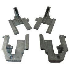 Sunroof Repair Metal Brackets Guide Kit Megane mk1 Scenic MK1 4 Pieces