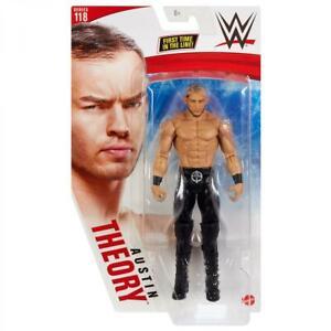 WWE Mattel Austin Theory Series 118 Basic Figure