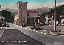 # MORINO: PALAZZO MUNICIPALE   1957