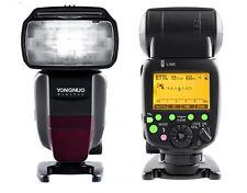 Yongnuo YN-600EX RT Flash Speedlite YN600EX rt  per Canon EOS 1D 1Dx 1Ds 5D 6D