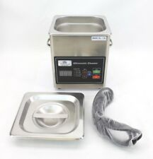 GOE 480 Digital Ultrasonic Cleaner with Heat! New! Free USA Shipping!