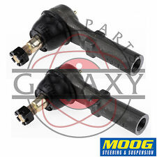 Moog New Outer Tie Rod End Pair For Dodge Ram 1500 02-05 4X4 2500 3500 2WD 03-08